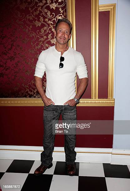 Peter Marc Jacobson attends 29th annual Southland Theatre Artists Goodwill Event at Saban Theatre on April 6 2013 in Beverly Hills California