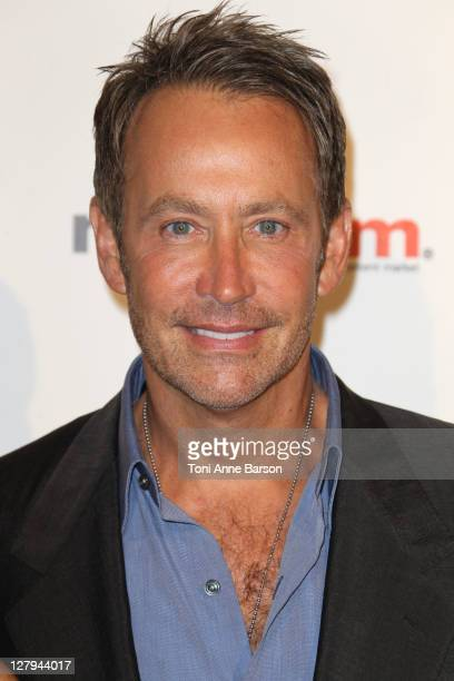 Peter Marc Jacobson attends the MIPCOM 2011 Opening Party at the Martinez Hotel on October 3 2011 in Cannes France