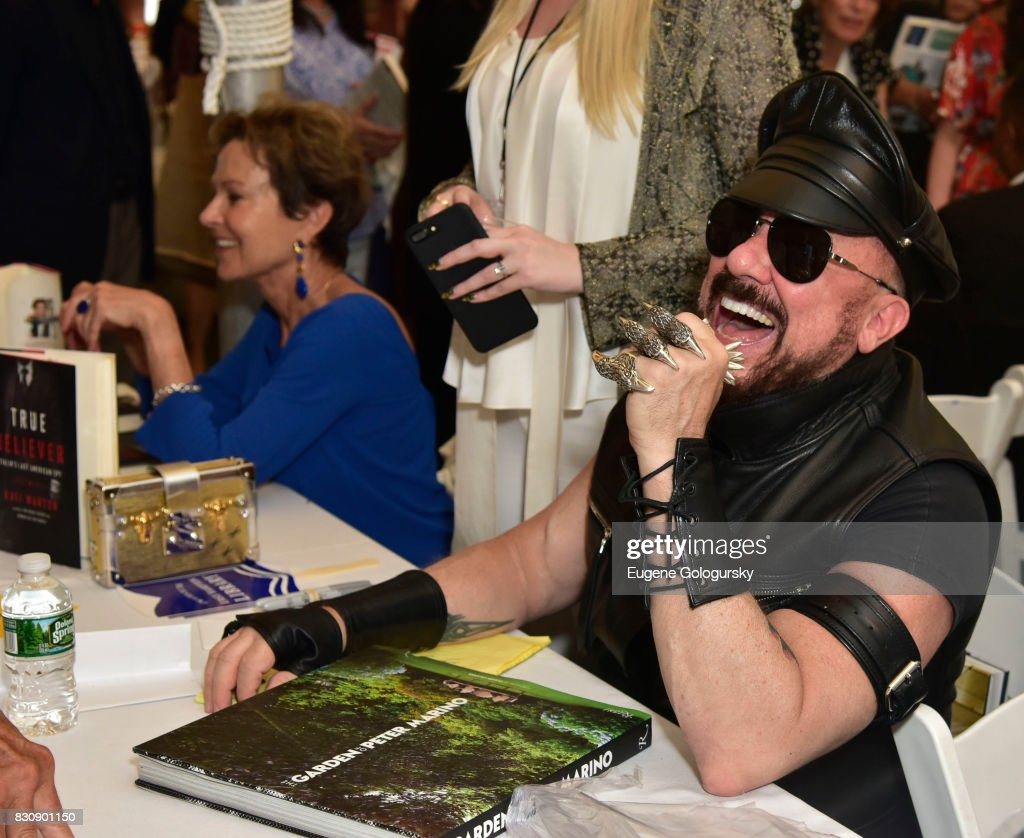 Peter Marino attends Authors Night 2017 At The East Hampton Library at The East Hampton Library on August 12, 2017 in East Hampton, New York.