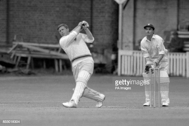 Peter Marner the Leicestershire cricketer who came from Lancashire He was born in Oldham and made his debut for Lanchashire in 1952 when he was only...
