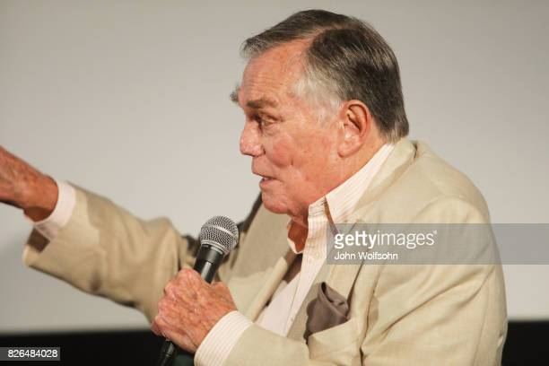 Peter Marshall attend the special screening and QA 'Rose Marie Wait for Your Laugh' at Aero Theatre on August 3 2017 in Santa Monica California