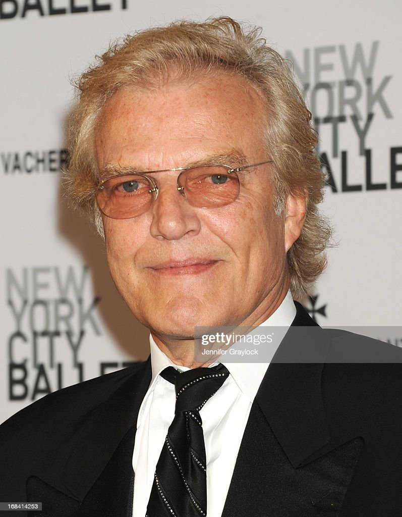 <a gi-track='captionPersonalityLinkClicked' href=/galleries/search?phrase=Peter+Martins&family=editorial&specificpeople=215402 ng-click='$event.stopPropagation()'>Peter Martins</a> attends the New York City Ballet's Spring 2013 Gala at David H. Koch Theater, Lincoln Center on May 8, 2013 in New York City.