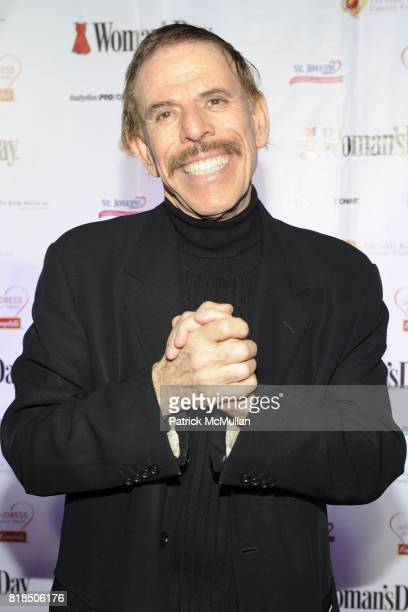Peter Max attend Women's Day Presents the Sixth Annual Red Dress Awards at Jazz at Lincoln Center on February 11 2009 in New York City