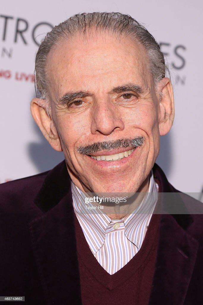 Peter Max attends the 2015 Maestro Cares Gala at Cipriani Wall Street on February 17, 2015 in New York City.