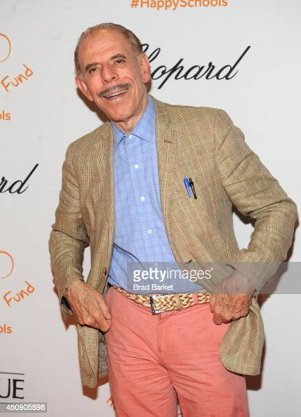 Peter Max attends the Happy Hearts Fund Gala with Chopard 10 year anniversary of the Indian Ocean tsunami tribute at Cipriani 42nd Street on June 19...