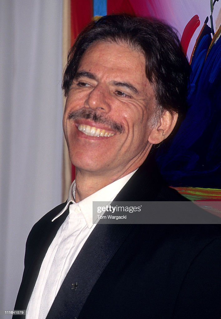 Peter Max during Peter Max at 'The Sheraton Hotel Core Dinner' January 15th 1995 in New York City United States