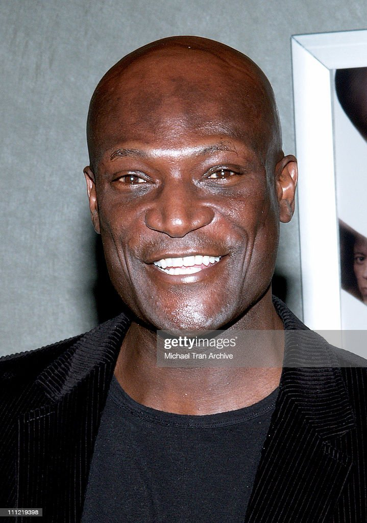 Peter Mensah during 'Thief' Los Angeles Premiere - Inside Arrivals at Pacific Design Center in West Hollywood, CA, United States.