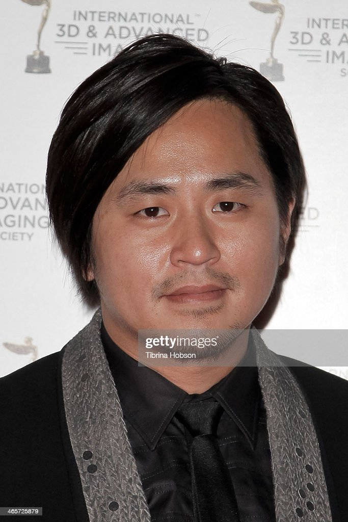 Peter Ming-Feng Liu attends the annual International 3D and Advanced Imaging Society's Creative Arts Awards at Warner Bros. Studios on January 28, 2014 in Burbank, California.