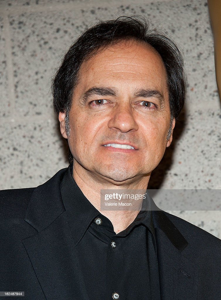 Peter Montagna attends The Academy Of Motion Picture Arts And Sciences Presents Oscar Celebrates: Makeup And Hairstyling at the Academy of Motion Picture Arts and Sciences on February 23, 2013 in Beverly Hills, California.