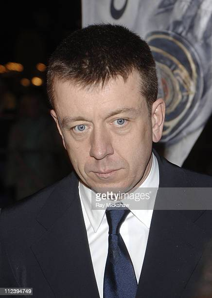 Peter Morgan during 22nd Annual Santa Barbara International Film Festival Helen Mirren Honored with the '2007 Outstanding Performance Award' at...