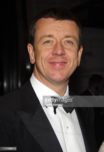 Peter Morgan during The 44th New York Film Festival 'The Queen' Premiere at Avery Fisher Hall at Lincoln Center in New York City New York United...