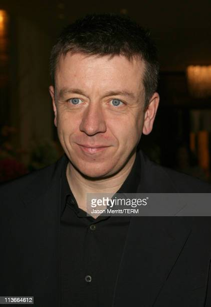 "Peter Morgan nominee Best Original Screenplay for ""The Queen"""