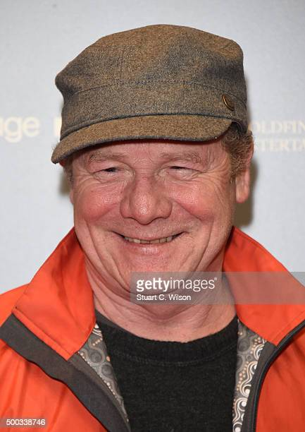 Peter Mullan attends the 'Hector' Gala Screening at Cineworld Haymarket on December 7 2015 in London England
