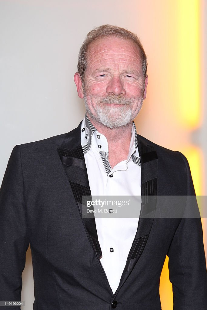 Peter Mullan attends 'The Man Inside' UK film premiere at the Vue Leicester Square on July 24, 2012 in London, England.
