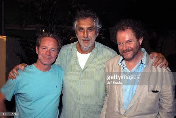 Peter Mullan Phillip Noyce and Mike Figgis *Exclusive*