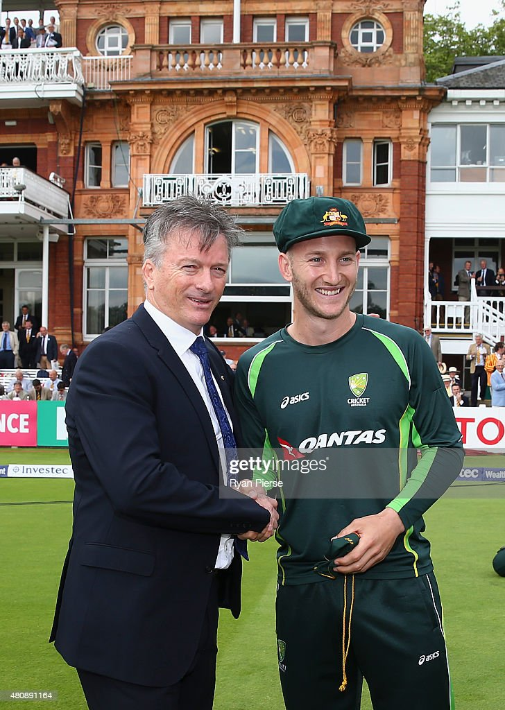 England v Australia: 2nd Investec Ashes Test - Day One