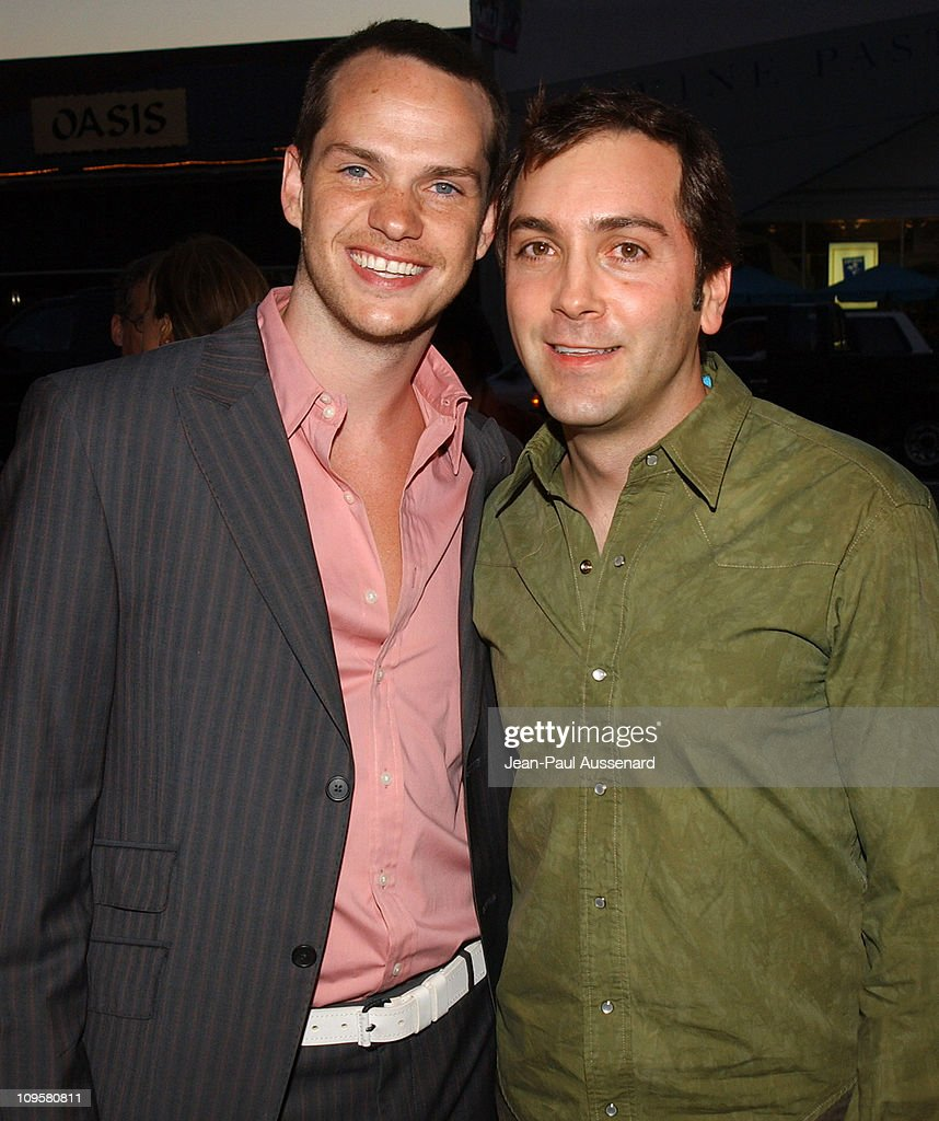 Peter Paige and Scott Lowell during 'Reefer Madness' Showtime Networks Los Angeles Premiere - Arrivals at Regent Showcase Cinemas in Hollywood, California, United States.