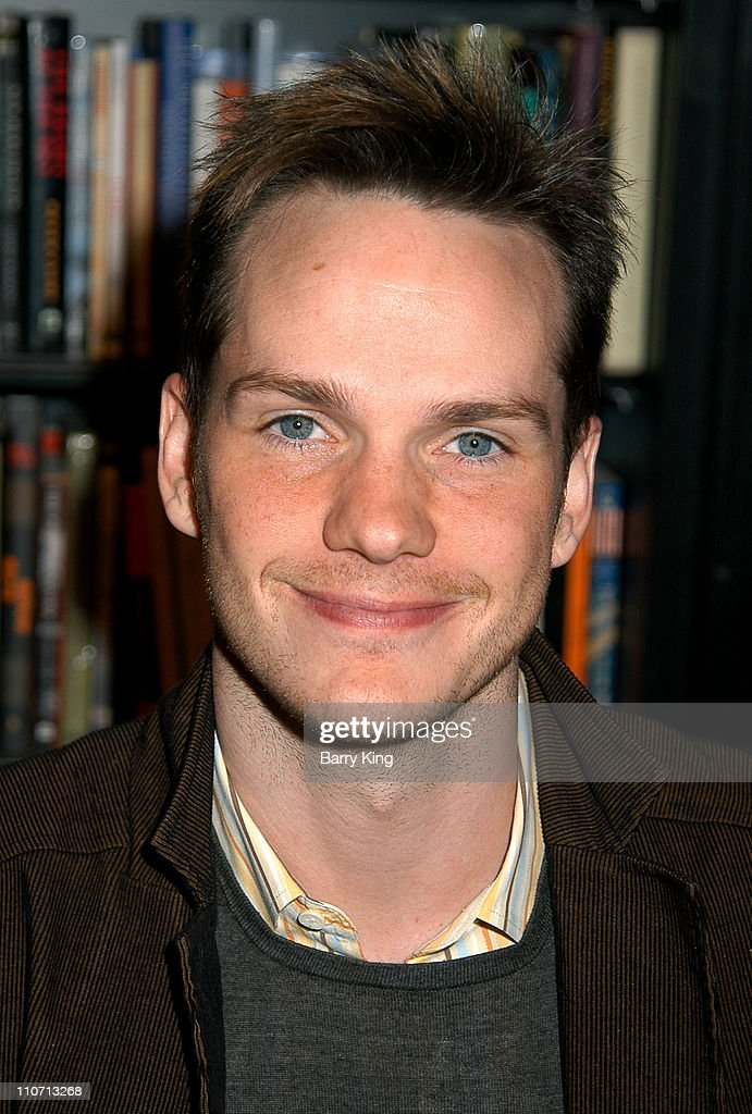Peter Paige during Queer As Folk Cast Members and Producers Sign 'Queer As Folk: The Book' at Book Soup in West Hollywood, California, United States.
