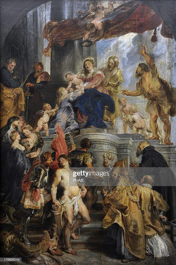 rubens baroque artist Sir peter paul rubens était un peintre baroque flamand et le promoteur d'un style baroque extravagant qui mettait l'accent sur le mouvement, la couleur et la sensualité et des sujets.