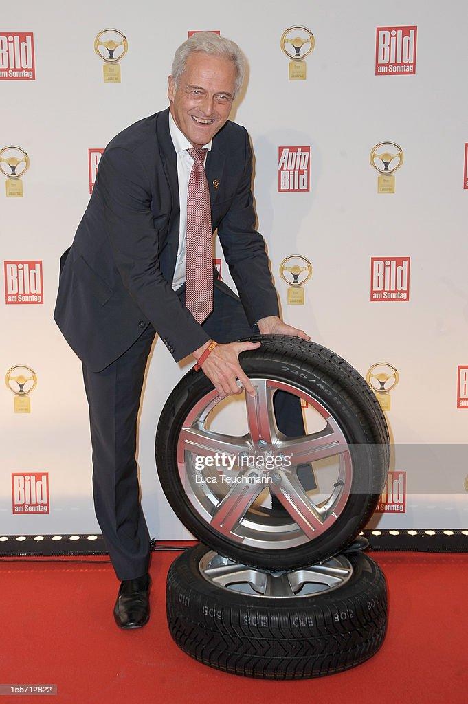 'Goldenes Lenkrad' Award 2012