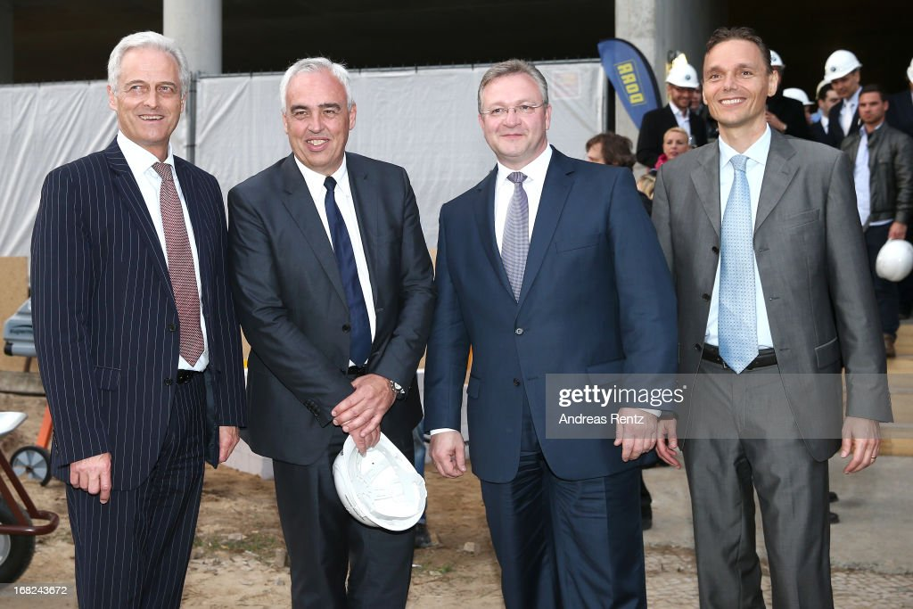 Roofing Ceremony At BMW New Berlin Location
