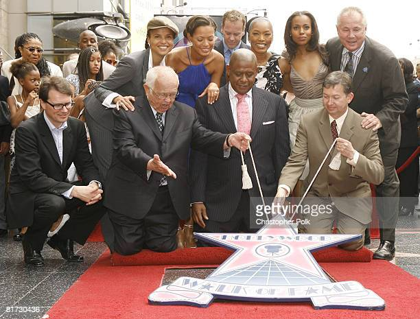 Peter Rice President of FOX Searchlight Pictures Victoria Rowell Keisha Whitaker Kiefer Sutherland Angela Bassett Kerry Washington Johnny Grant and...