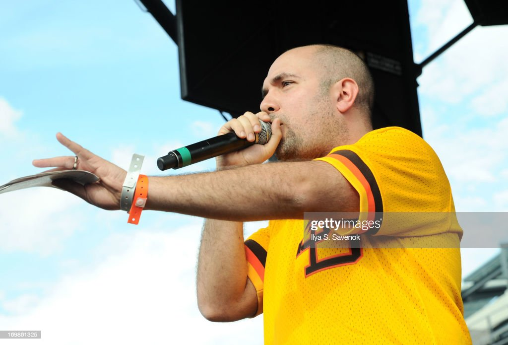 Peter Rosenberg attend the HOT 97 Summer Jam XX at MetLife Stadium on June 2, 2013 in East Rutherford, New Jersey.