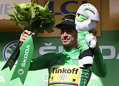 Peter Sagan of Slovakia and Tinkoff retains the green jersey of best sprinter following stage 18 of the Tour de France 2016 a time trial of 17km...