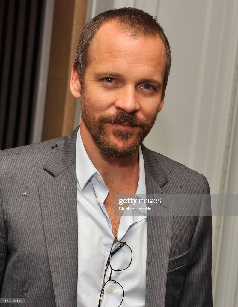 <a gi-track='captionPersonalityLinkClicked' href=/galleries/search?phrase=Peter+Sarsgaard&family=editorial&specificpeople=210547 ng-click='$event.stopPropagation()'>Peter Sarsgaard</a> attends the 'Blue Jasmine' New York Premiere after party at Harlow on July 22, 2013 in New York City.