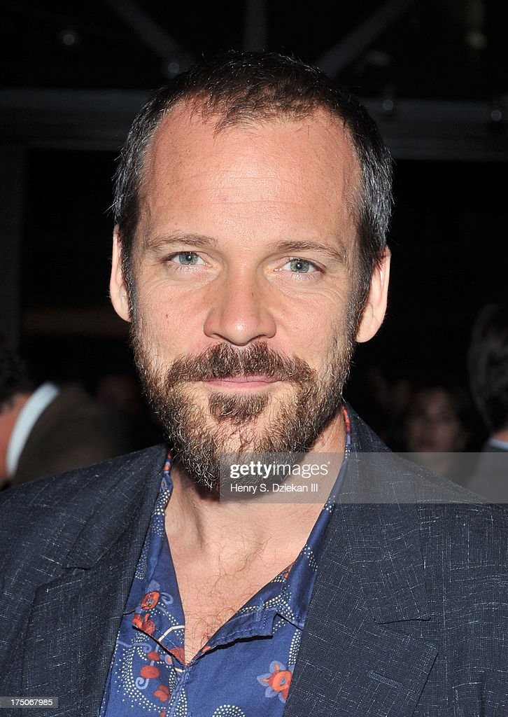 <a gi-track='captionPersonalityLinkClicked' href=/galleries/search?phrase=Peter+Sarsgaard&family=editorial&specificpeople=210547 ng-click='$event.stopPropagation()'>Peter Sarsgaard</a> attends The Cinema Society and MCM with Grey Goose screening of Radius TWC's 'Lovelace' after party at Refinery Rooftop on July 30, 2013 in New York City.