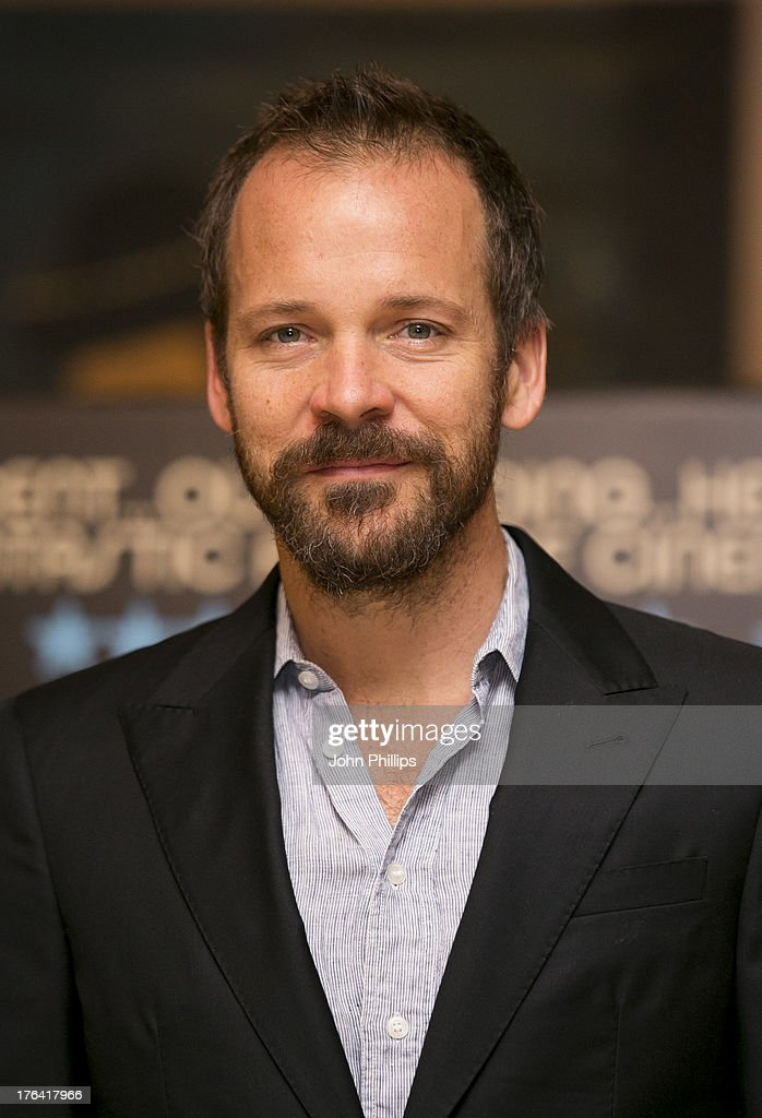 <a gi-track='captionPersonalityLinkClicked' href=/galleries/search?phrase=Peter+Sarsgaard&family=editorial&specificpeople=210547 ng-click='$event.stopPropagation()'>Peter Sarsgaard</a> attends the special screening of 'Lovelace' at The Mayfair Hotel on August 12, 2013 in London, England.