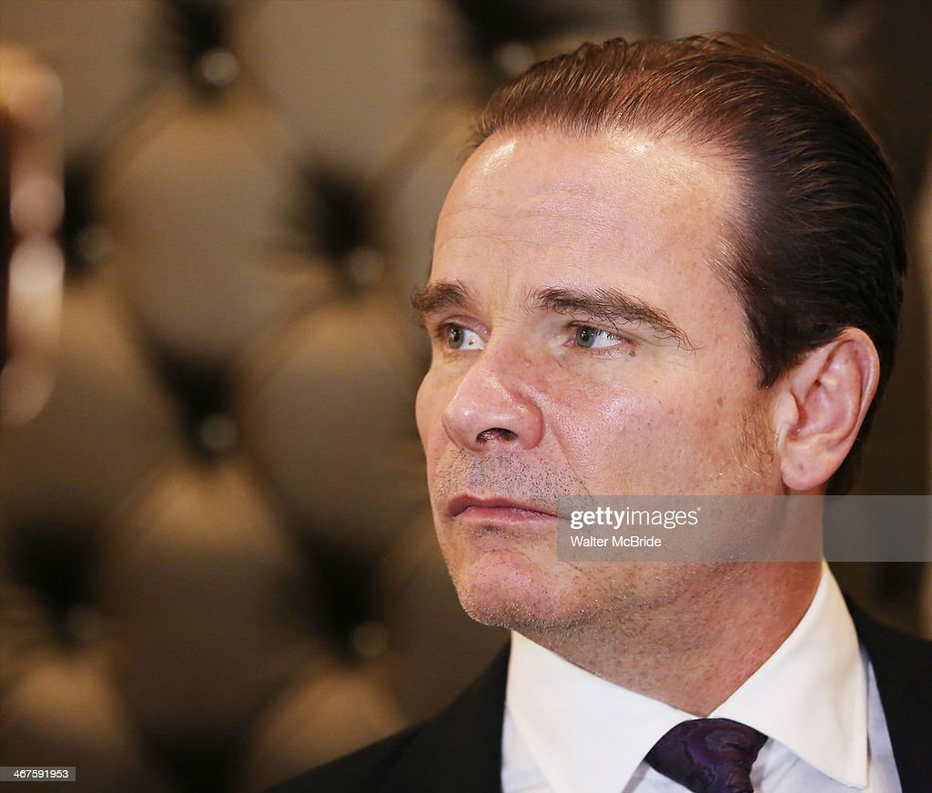 Peter scolari attends the 'Bronx Bombers' Broadway opening night after party at The Edison Ballroom on February 6, 2014 in New York City.