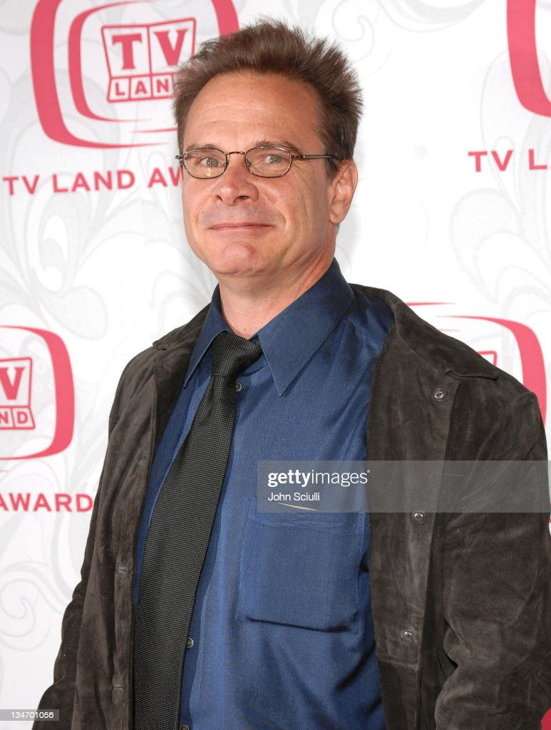 <a gi-track='captionPersonalityLinkClicked' href=/galleries/search?phrase=Peter+Scolari&family=editorial&specificpeople=957072 ng-click='$event.stopPropagation()'>Peter Scolari</a> during 5th Annual TV Land Awards - Arrivals at Barker Hanger in Santa Monica, CA, United States.