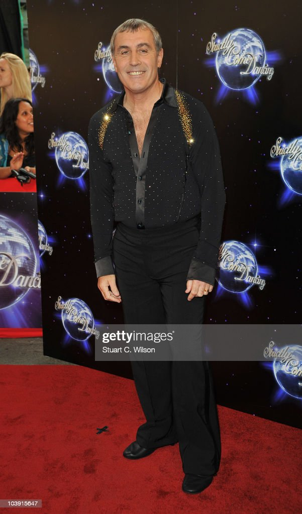 Peter Shilton attends the 'Strictly Come Dancing' Season 8 Launch Show at BBC Television Centre on September 8, 2010 in London, England.