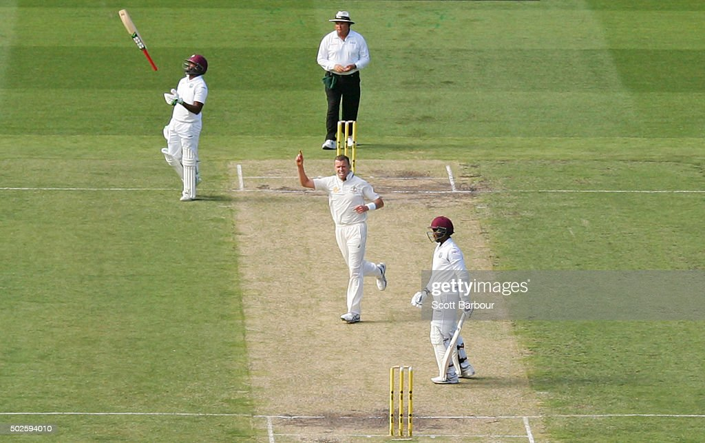 Australia v West Indies - 2nd Test: Day 2