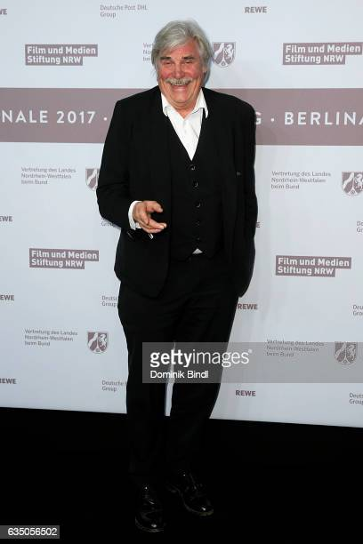 Peter Simonischek attends the NRW Reception at the Landesvertretung during the 67th Berlinale International Film Festival on February 12 2017 in...