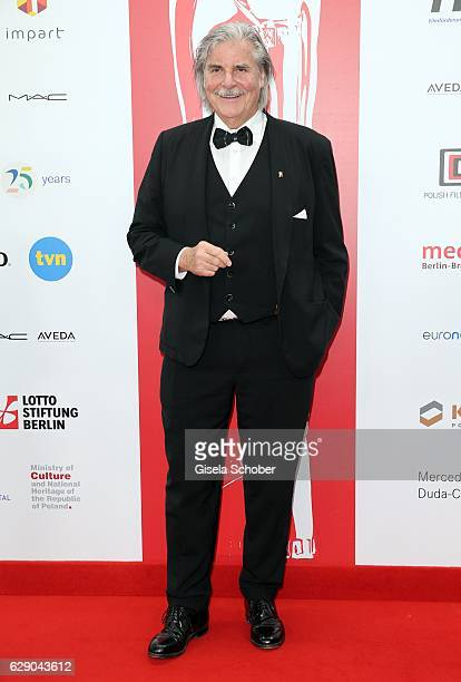 Peter Simonischek during the 29th European Film Awards at National Forum of Music on December 10 2016 in Wroclaw Poland
