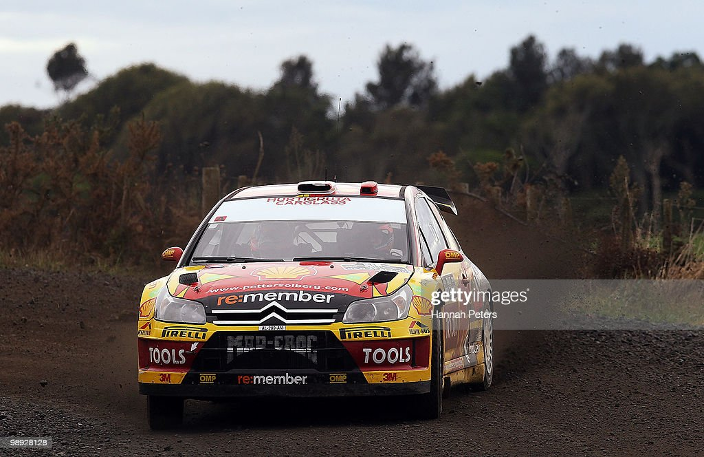 WRC Rally of New Zealand - Day Three