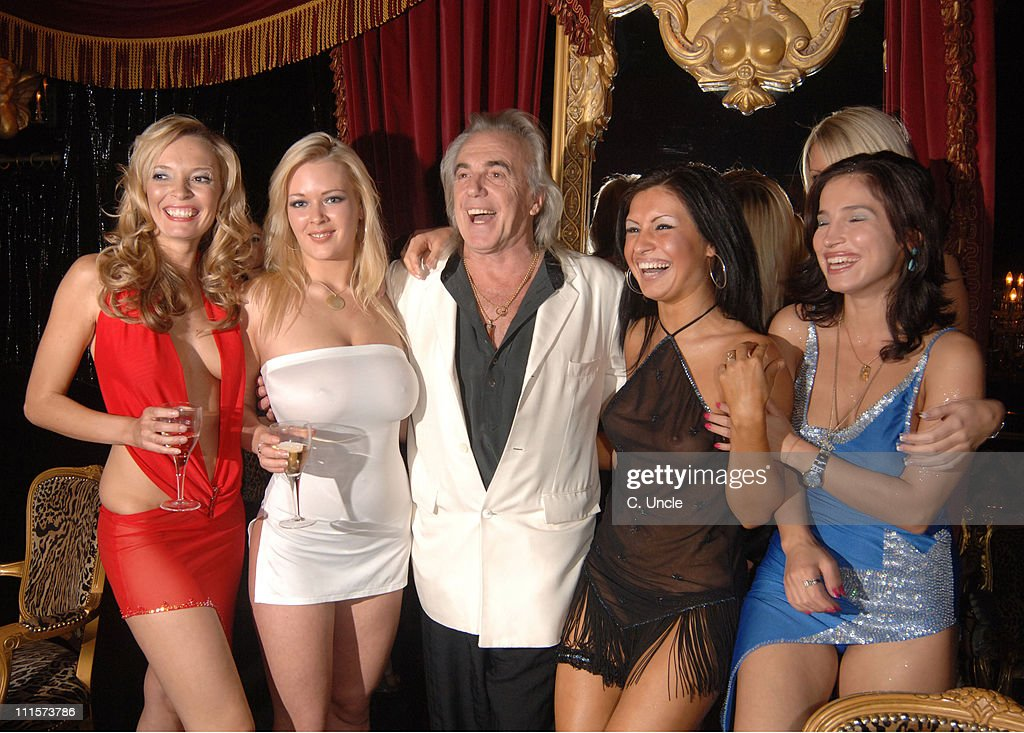 Peter Stringfellow 65th Birthday Party