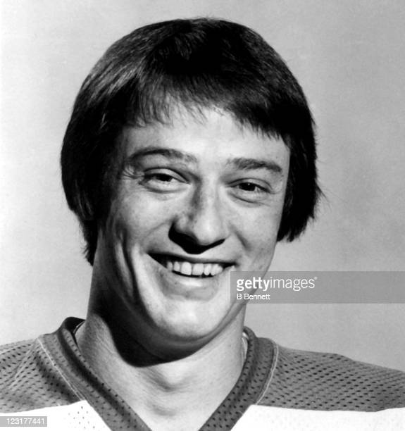Peter Sullivan of the Winnipeg Jets poses for a portrait in September 1978 in Winnipeg Manitoba Canada