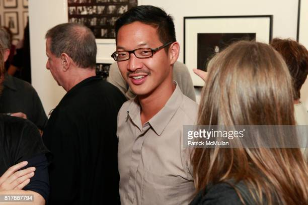 Peter Sung attend STEVEN KASHER GALLERY Previews MAX'S KANSAS CITY Book Launch and Exhibition at Steven Kasher Gallery on September 14 2010 in New...