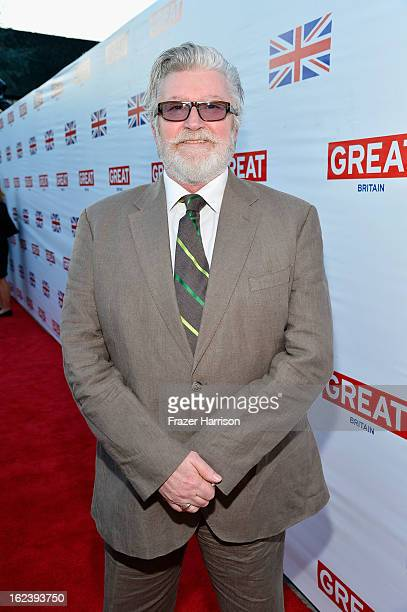 Peter Swords King attends the GREAT British Film Reception at British Consul General's Residence on February 22 2013 in Los Angeles California