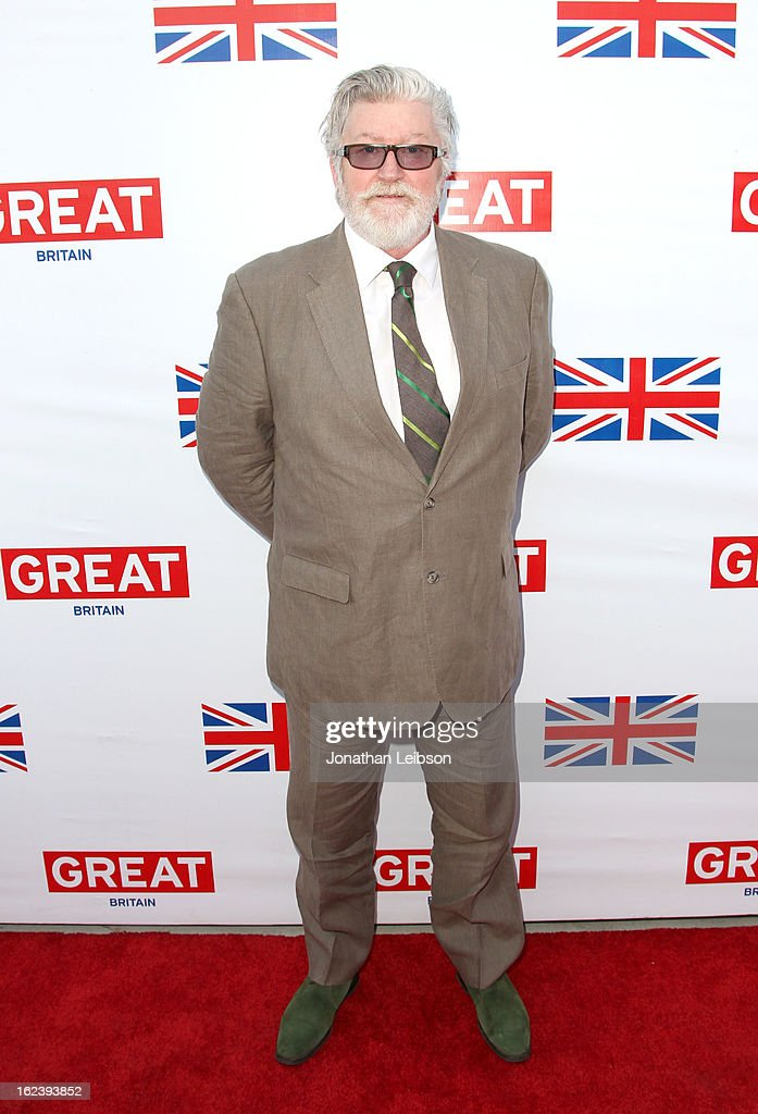 Peter Swords King attends the GREAT British Film Reception at British Consul General's Residence on February 22, 2013 in Los Angeles, California.