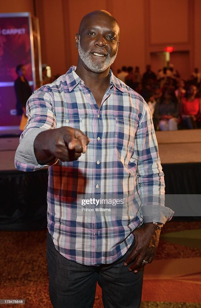 Peter Thomas attends the Style Experience hosted By Cynthia Bailey, Rasheeda and Kirk Frost And Benzino at Cobb Galleria Renaissance on July 14, 2013 in Atlanta, Georgia.
