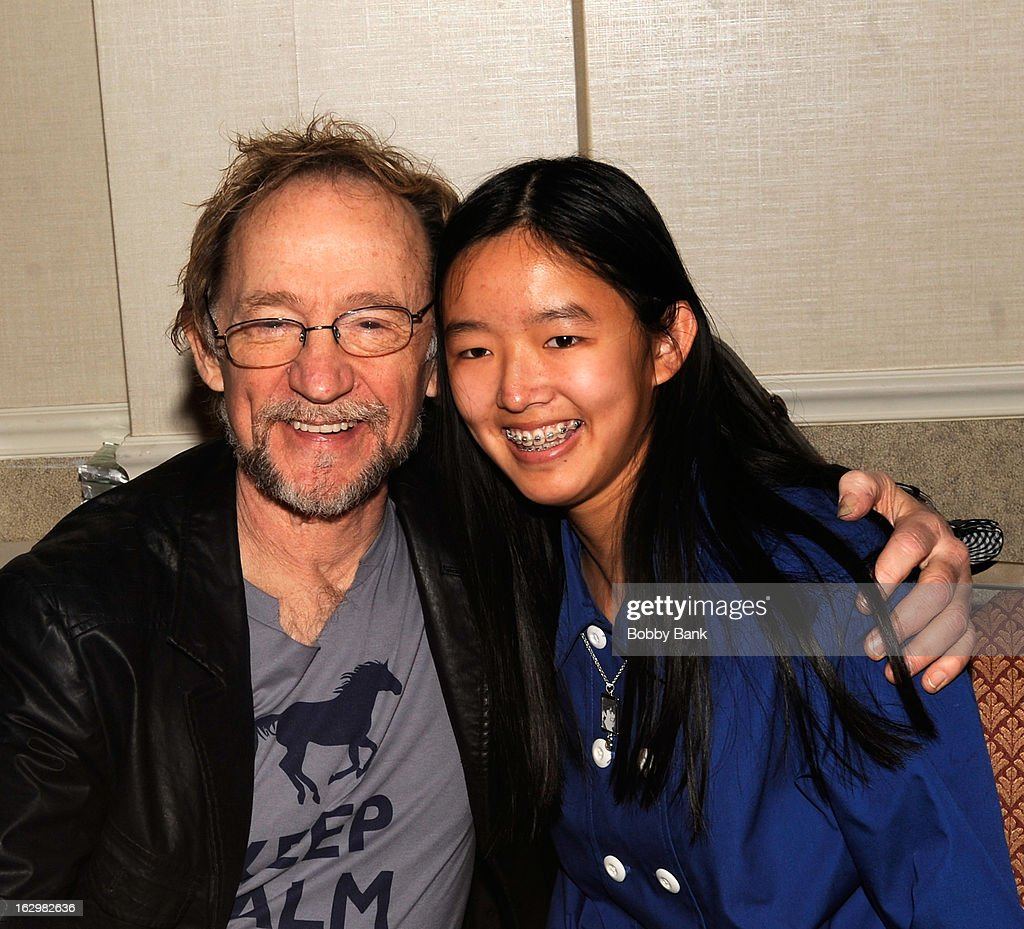 <a gi-track='captionPersonalityLinkClicked' href=/galleries/search?phrase=Peter+Tork&family=editorial&specificpeople=788114 ng-click='$event.stopPropagation()'>Peter Tork</a> attends the David T. Jones Memorial / Monkees Convention 2013 at the Sheraton Meadowlands Hotel & Conference Center on March 2, 2013 in East Rutherford, New Jersey.