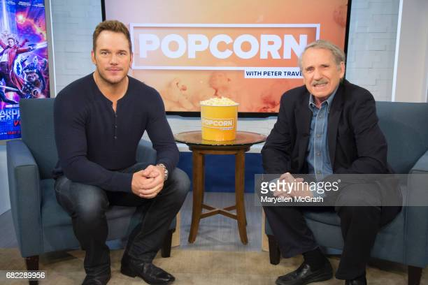 DIGITAL Peter Travers talks to Chris Pratt for the ABC NEWS DIGITAL program POPCORN WITH PETER TRAVERS The series features interviews with todays...
