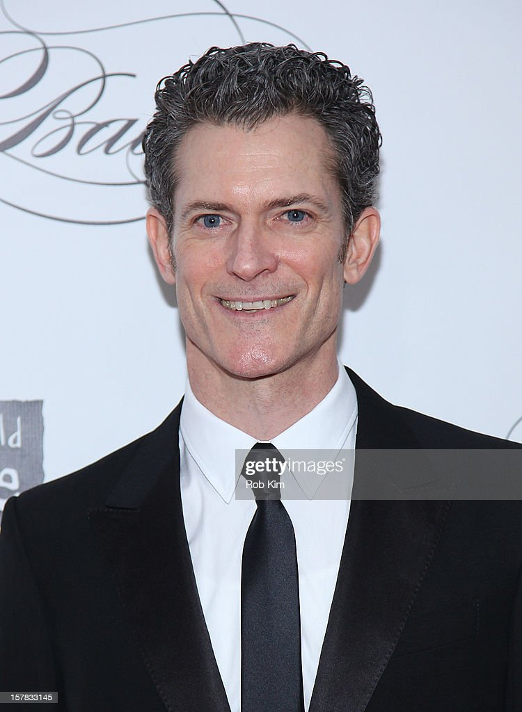 Peter Twyman, CEO of Keep A Child Alive attends the Keep A Child Alive's Black Ball Redux 2012 at The Apollo Theater on December 6, 2012 in New York City.