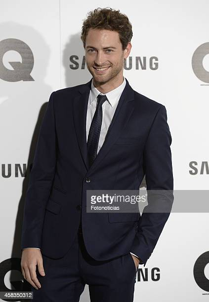 Peter Vives attends the GQ 2014 Men of the Year Awards ceremony at the Palace Hotel on November 3 2014 in Madrid Spain