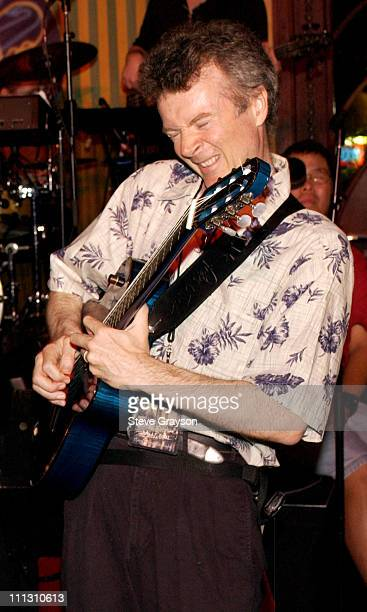 Peter White during 947 The Wave Presents LA Jazz Nights at The Garden of Eden in Hollywood California United States