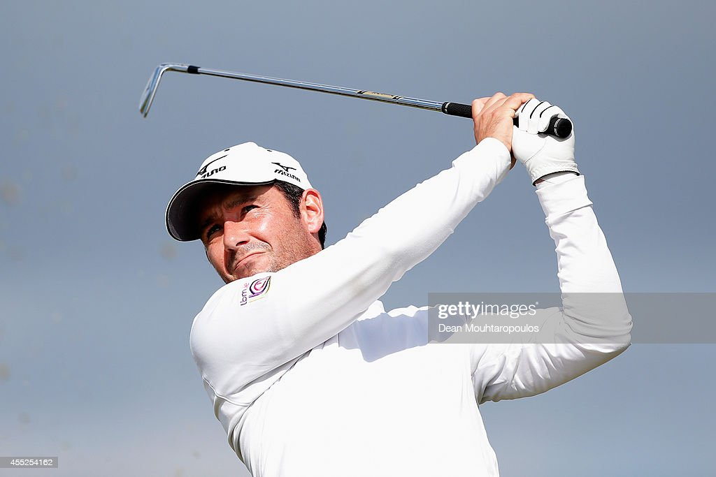 KLM Open - Day One